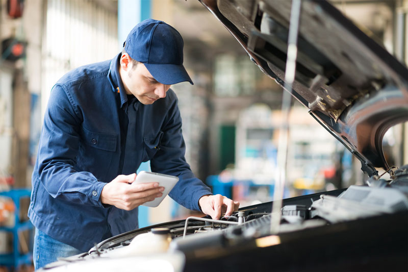 Контролер технического состояния автотранспортных средств