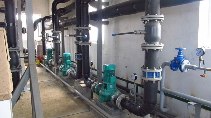 водоснабжение и водоотведение обучение