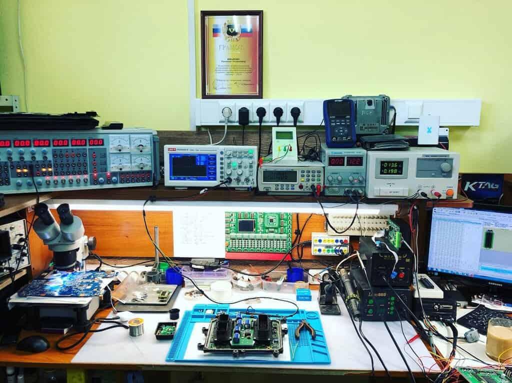 радиотехника профессиональная переподготовка