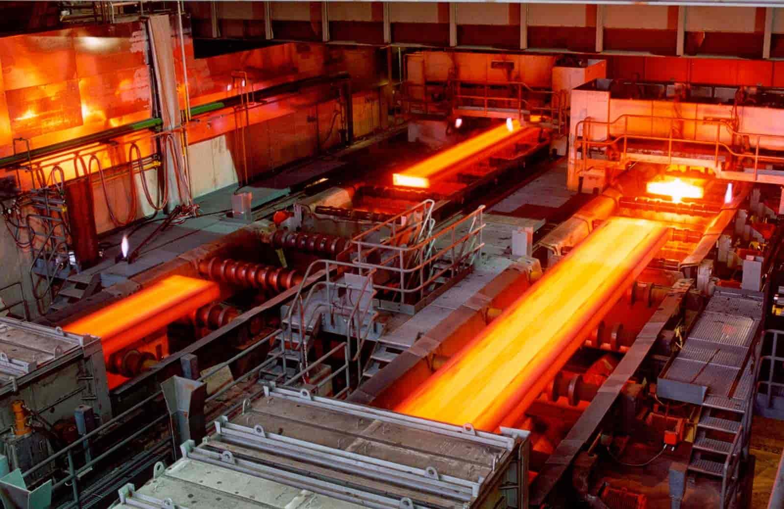 сталеплавильное производство обучение