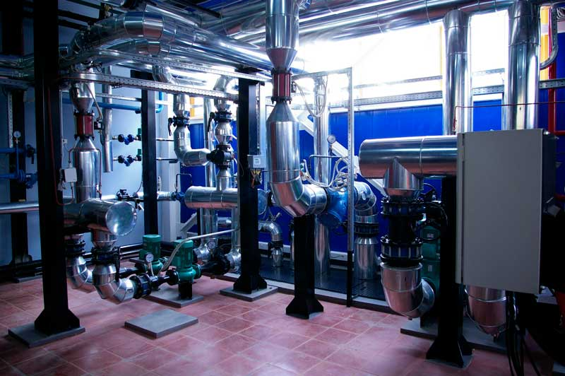 эксплуатация теплоэнергетических установок и систем